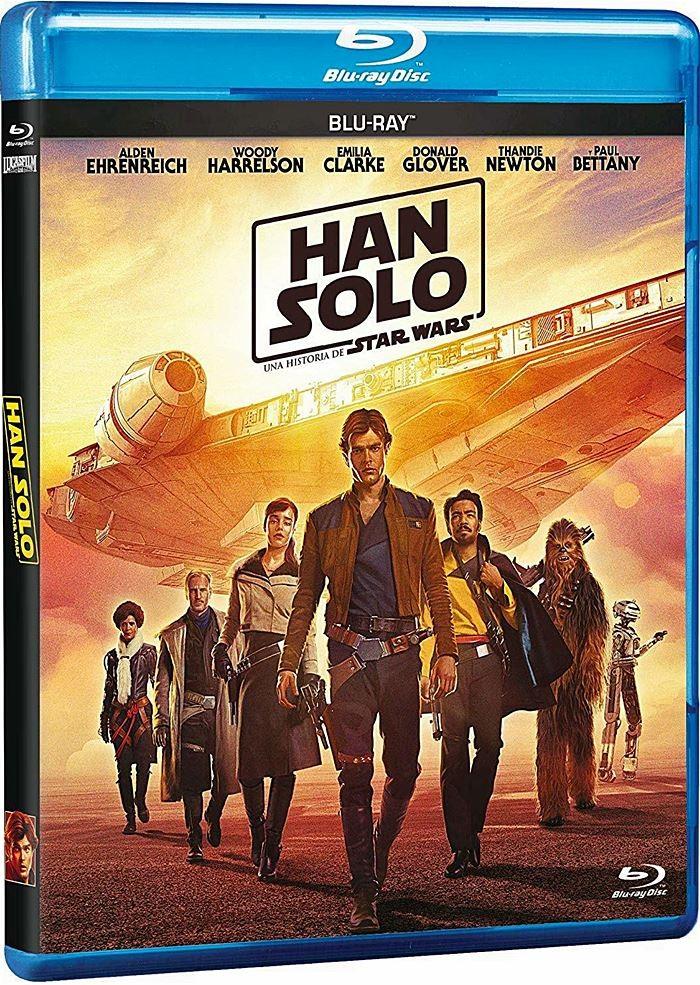 HAN SOLO (UNA HISTORIA DE STAR WARS) (*)