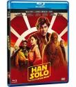 HAN SOLO (UNA HISTORIA DE STAR WARS) (BD + DVD)