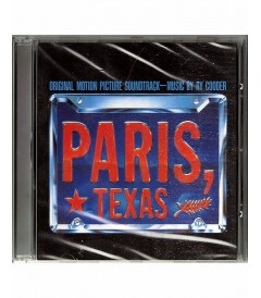 CD - PARIS TEXAS (ORIGINAL MOTION PICTURE SOUNDTRACK)