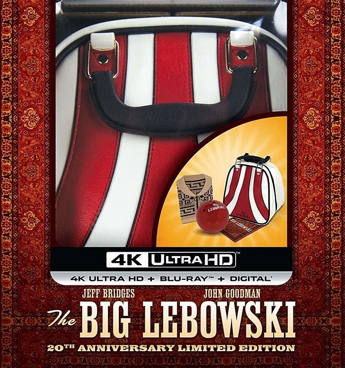 4K UHD - EL GRAN LEBOWSKI (EDICIÓN LIMITADA DE COLECCIÓN 20° ANIVERSARIO)