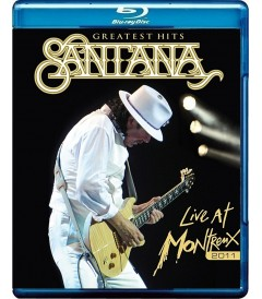 SANTANA - GREATEST HITS (LIVE AT MOUNTREUX '11)