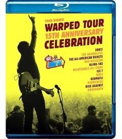 THE VANS WARPED TOUR (CELEBRACIÓN 15° ANIVERSARIO)