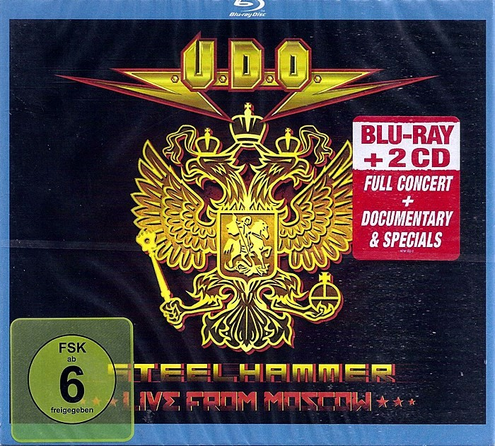 UDO STEELHAMMER - LIVE FROM MOSCOW