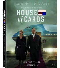 HOUSE OF CARDS - 3° TEMPORADA COMPLETA - USADA