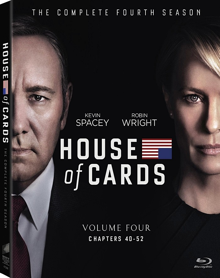 HOUSE OF CARDS - 4° TEMPORADA COMPLETA