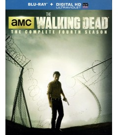 THE WALKING DEAD - 4° TEMPORADA COMPLETA