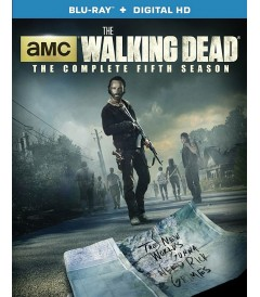 THE WALKING DEAD - 5° TEMPORADA COMPLETA
