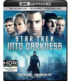 4K UHD - STAR TREK (EN LA OSCURIDAD)