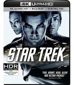 4K UHD - STAR TREK (EL FUTURO COMIENZA)