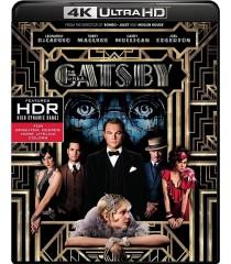 4K UHD - EL GRAN GATSBY (2013)