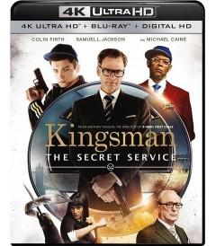 4K UHD - KINGSMAN (EL SERVICIO SECRETO)