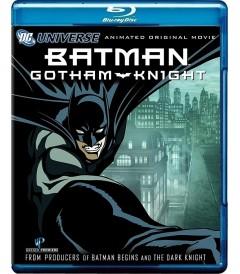 DC ANIMADA 3 - BATMAN (EL CABALLERO DE GOTHAM)