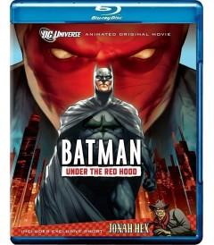 DC ANIMADA 8 - BATMAN CONTRA RED HOOD