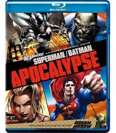 DC ANIMADA 9 - SUPERMAN / BATMAN (APOCALIPSIS)