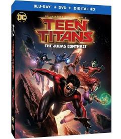 DC ANIMADA 29 - JÓVENES TITANES (EL CONTRATO DE JUDAS)