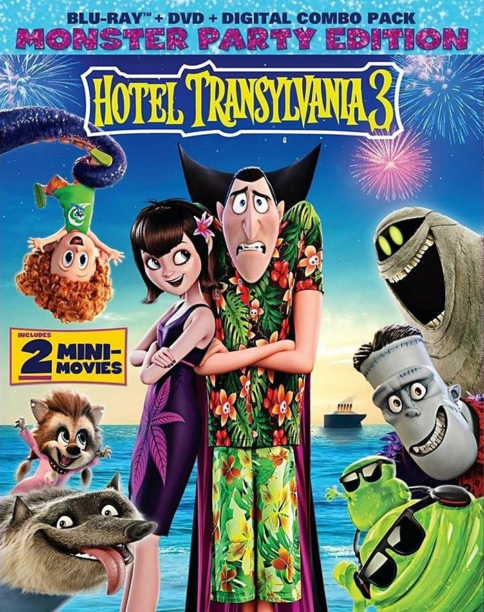 HOTEL TRANSYLVANIA 3 (MONSTRUOS DE VACACIONES) (EDICIÓN FIESTA MONSTRUOSA)