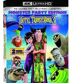 4K UHD - HOTEL TRANSYLVANIA 3 (MONSTRUOS DE VACACIONES) (EDICIÓN FIESTA MONSTRUOSA)
