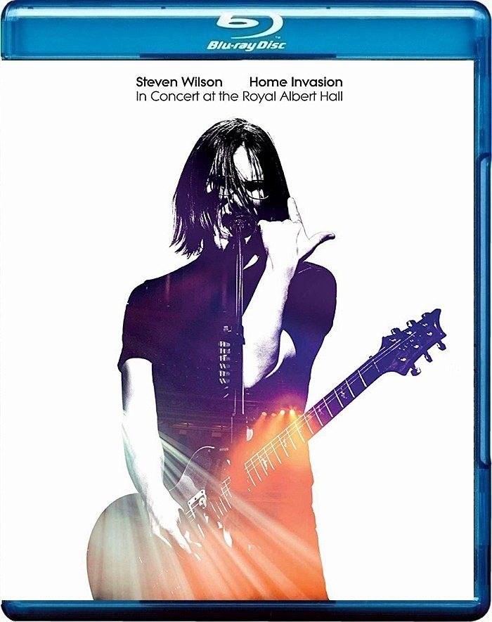 STEVEN WILSON (HOME INVASION) - IN CONCERT AT THE ROYAL ALBERT HALL