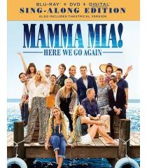 MAMMA MIA (VAMOS OTRA VEZ) (EDICIÓN SING-ALONG)