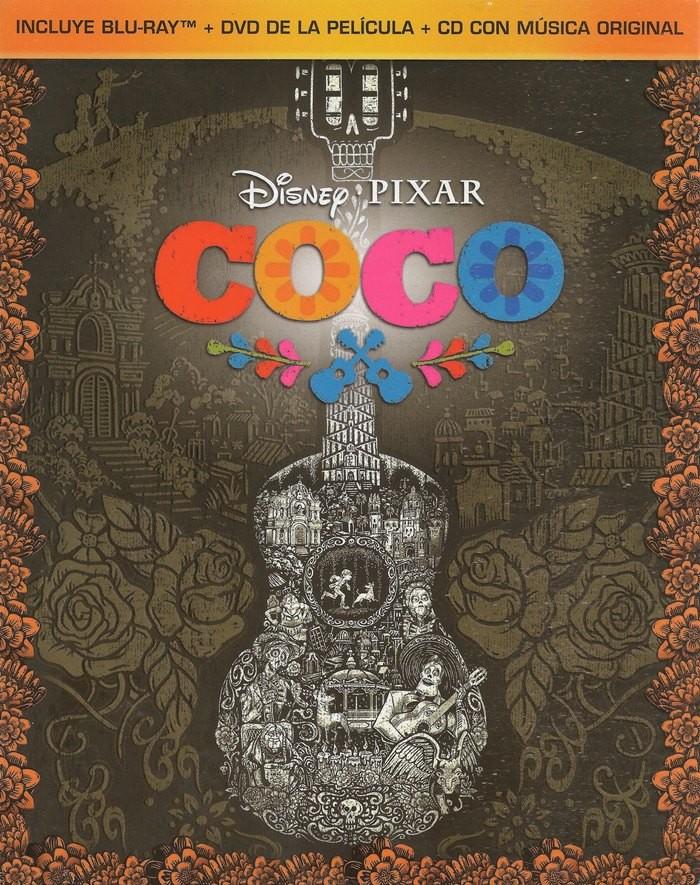 COCO (EDICIÓN ESPECIAL INCLUYE CD CON MÚSICA ORIGINAL)