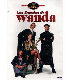 DVD - LOS ENREDOS DE WANDA - USADA