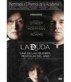 DVD - LA DUDA - USADA