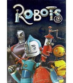 DVD - ROBOTS - USADA