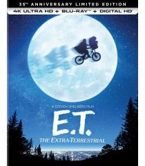 4K UHD - E.T. EL EXTRATERRESTRE (EDICIÓN LIMITADA 35° ANIVERSARIO)