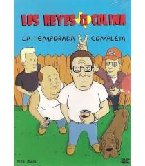 DVD - LOS REYES DE LA COLINA - LA SEGUNDA TEMPORADA COMPLETA