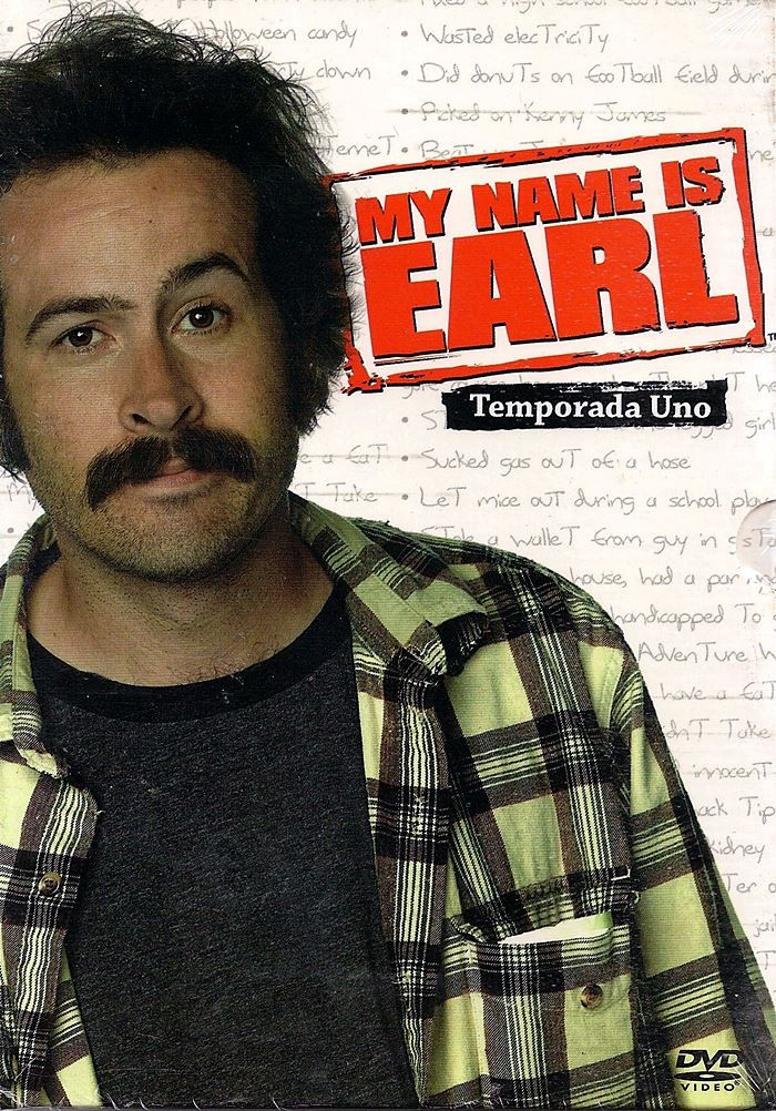 DVD - MY NAME IS EARL - LA PRIMERA TEMPORADA