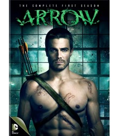 DVD - ARROW - 1° TEMPORADA COMPLETA
