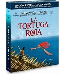 LA TORTUGA ROJA (EDICIÓN ESPECIAL DE COLECCIÓN) (ESTUDIO GHIBLI)