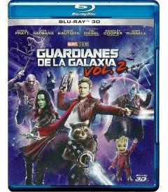 3D - GUARDIANES DE LA GALAXIA (VOLUMEN 2) (*) - USADA