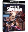 4K UHD - DC ANIMADA - EL REINO DE LOS SUPERMANES