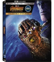 4K UHD - LOS VENGADORES (INFINITY WAR) (EDICIÓN EXCLUSIVA BEST BUY) (MCU)