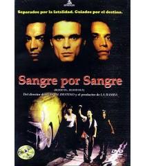 DVD - SANGRE POR SANGRE