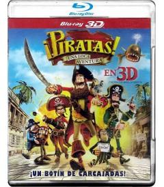 3D - PIRATAS! (UNA LOCA AVENTURA) - USADA
