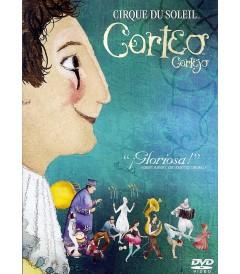 DVD - CIRQUE DU SOLEIL (CORTEO) - USADA