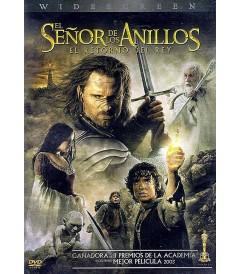 DVD - EL SEÑOR DE LOS ANILLOS (EL RETORNO DEL REY) (WIDESCREEN) - USADA