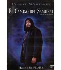 DVD - EL CAMINO DEL SAMURAI - USADA