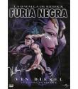 DVD - LAS CRÓNICAS DE RIDDICK (FURIA NEGRA) - USADA