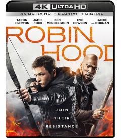 4K UHD - ROBIN HOOD (FORAJIDO HÉROE LEYENDA) - USADO