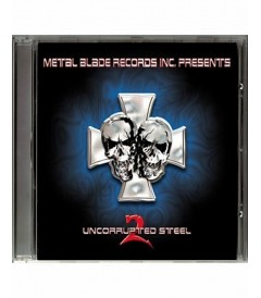 CD - UNCORRUPTED STEEL 2