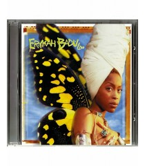 CD - ERYKAH BADU - LIVE