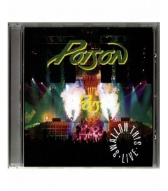 CD - POISON (SWALLOW THIS) - LIVE