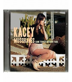 CD - KACEY MUSGRAVES - SAME TRAILER DIFFERENT PARK