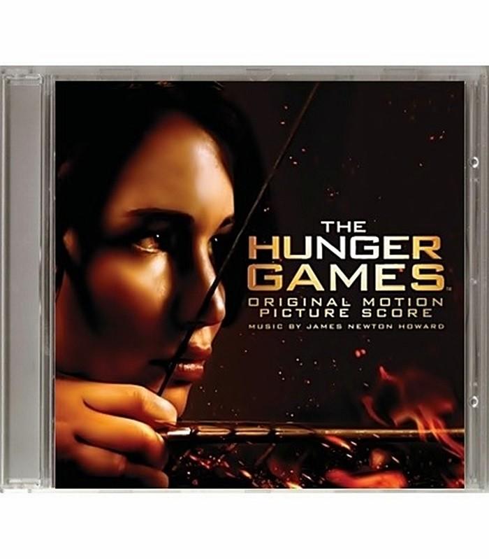 CD - LOS JUEGOS DEL HAMBRE (ORIGINAL MOTION PICTURE SCORE)