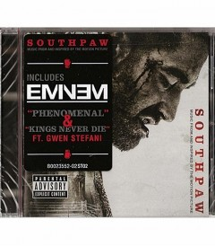 CD - SOUTHPAW (MUSIC FROM AND INSPIRED BY THE MOTION PICTURE)