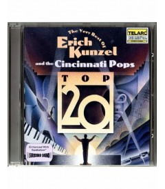 CD - THE VERY BEST OF ERICH KUNZEL & THE CINCINNATI POPS