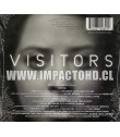 CD - VISITANTES (ORIGINAL FILM SOUNDTRACK)